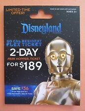 Disney ** STAR WARS ** C3PO Limited Edition Gift Card - MINT/HTF - No $ value