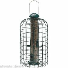 "Stokes Select 9.3"" D x 17.4"" H Squirrel-Proof Hanging Bird Seed Feeder 38002"