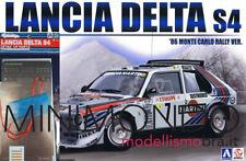 Aoshima 1/24 Beemax Serie #23 Lancia Delta S4 1986 Monte Carlo Rally 199049
