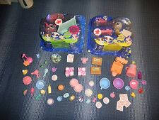 Littlest Pet Shop Pets Messiest Sportiest NIP And Lot of Accessories Vintage