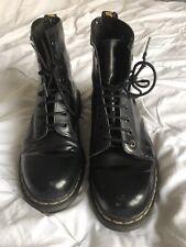Dr Martens Doc Martens Black Original Size 10 VGC