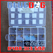 Motorbike Cable Ends Nipples Fittings Ferrules Kit 101 Assorted Piece BDCNK