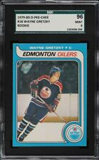 1979 O-Pee-Chee WAYNE GRETZKY Rookie Edmonton Oilers SGC 9 Well Centered