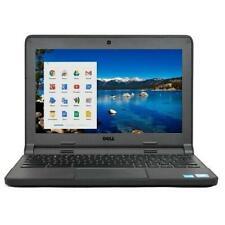 """Dell Chromebook 3120 11.6"""" Intel Celeron N2840 2.16Ghz 4Gb Ram 16Gb Ssd black"""