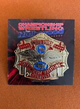 Officially Licensed JCP NWA Wrestling US Championship Belt Collectors Pin TBS