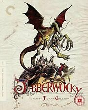 Jabberwocky The Criterion Collection Blu-ray Region DVD