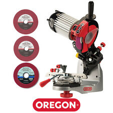 Oregon 520-120 511AX Premium Commercial Bench Grinder Chainsaw Chain Sharpener