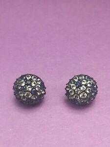 MCL Matthew Campbell Laurenza Sapphire Aquamarine Sterling Silver Earrings Effy
