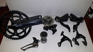 Shimano 105 Complete Groupset . 10 Speed.