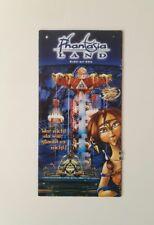 Freizeitpark - Phantasialand - Faltprospekt - 2002