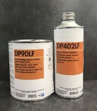 PPG DP90LF BLACK Epoxy Primer (QUART) with DP402LF Catalyst (PINT)