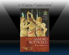 "SAN MARINO 2 EURO 2010 "" Sandro Botticelli "" Commemorative coin (CoinCard) BU"