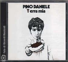 PINO DANIELE - TERRA MIA (EMI 0777 7 46791 2 1) Come Nuovo Bollino Siae Retro