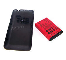 3850mAh High Extended Battery+Door Cover 4 MetroPCS LG Esteem MS910 Bryce Phone