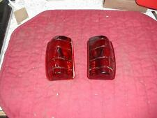 NORS MOPAR 1946-8 PLYMOUTH TAIL LENSES ALL DELUXE SPECIAL DELUXE