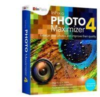 Inpixio Photo Maximizer 4 Full Version Enlarge Photos Windows - Instant Download