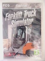59022 - Forklift Truck Simulator [NEW / SEALED] - PC (2012) Windows XP EP-FORKL