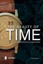 NEW The Beauty of Time: The Watches of A. Lange & Söhne by Harry Niemann