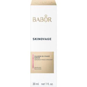 Babor Skinovage Calming Bi-phase serum sensitive skin 30ml(1oz) NEW - SEALED BOX