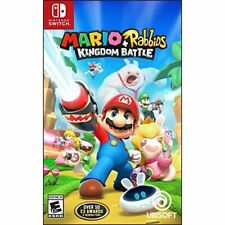 Mario + Rabbids Kingdom Battle (Nintendo Switch) Brand New
