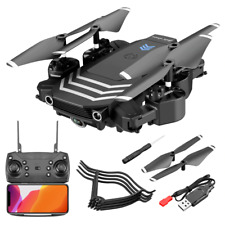 New Professional RC Helicopter Mini 4K HD Camera Wifi Fpv Foldable Selfie Drone