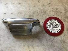 HARLEY DAVIDSON AMF SHOVELHEAD REAR FENDER TRIM BADGE OEM 59885-59A