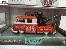 M2 Machines 1960 VW Double Cab Tow Truck - Auto Trucks R44 1:64 Scale