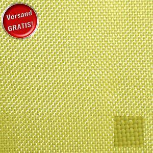 Aramidgewebe Leinwand 170 g/m²  Kevlar Faser