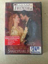 Shakespeare in Love (Dvd, 1999) - New