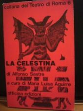 Alfonso Sastre, LA CELLESTINA, M. L. Aguirre officina edizioni, 1979.