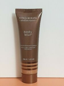 Vita Liberata Body Blur HD Skin Finish Shade Latte Travel Size 30ml New & Sealed