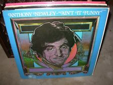 ANTHONY NEWLEY ain't it funny ( pop ) PROMO - SEALED NEW -