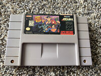 Justice League Task Force SNES Super Nintendo Game Only Authentic Tested Works