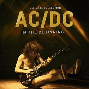 AC/DC - IN THE BEGINNING   VINYL LP NEU