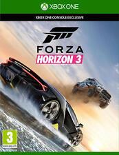 Forza Horizon 3 XBOXONE NUOVO ITA