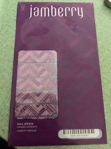 Jamberry Nail Wraps Full Sheet Star Crossed  new