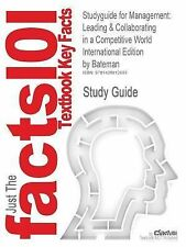 Management Leading Collaborating in A C by Snell Bateman (2014, Paperback,...