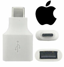 Official Apple Macbook Pro Air Female USB To Type C Male OTG Converter Adapter