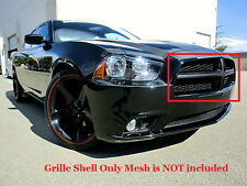 Dodge Charger Gloss Black Grille Fits 2011 2012 2013 2014 RT SXT SE Base Grill