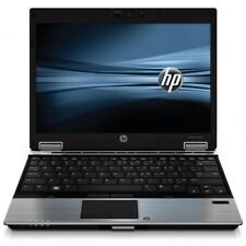 "HP EliteBook 2540p 12.1"" Portátil Intel Core I7 L640 4gb RAM 250GB HDD W10"