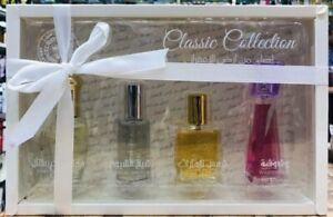 Classic Collection By Ard Al Zaafaran 4 Pack Gift Set: 🥇Top Notch🥇