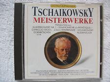 TSCHAIKOWSKY  MEISTERWERKE CD (CAPRICCIO 79 343 0)