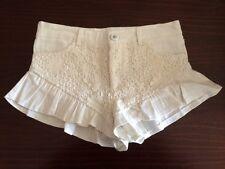 NWOT Mooloolaba lace shorts Size 8