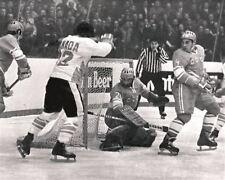 Vladislav Tretiak Team USSR 1972 Summit Series Game Auction 8x10 Photo