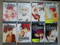 DNAngel 1-4, 6, 9-11, Lot of 8 Shojo Manga, English, 13+, Yukiru Sugisaki