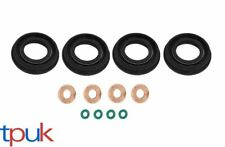 O.E FORD FUEL INJECTOR SEAL + WASHER + O RING SET FORD TRANSIT MK7 2.2 2.4 06-11