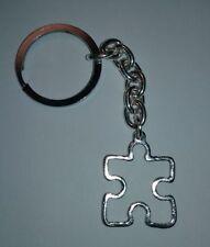 Autism Awareness Puzzle Key Chain