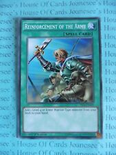 Reinforcement of the Army YS14-ENA09 Common Yu-Gi-Oh Card 1st Edition New