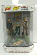 McFarlane Toys Danger Girl Fishtank 3 Limited Edition Set Action Figure 2000