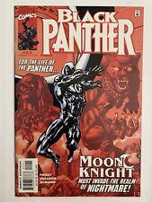 Black Panther 22 1ST APP KILLMONGER BLACK PANTHER 2000 HIGH GRADE NM+ 9.8? CGC